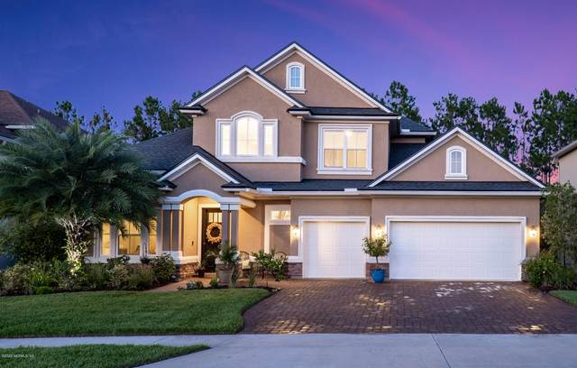 347 Portsmouth Bay Ave, Ponte Vedra, FL 32081 (MLS #1059197) :: 97Park