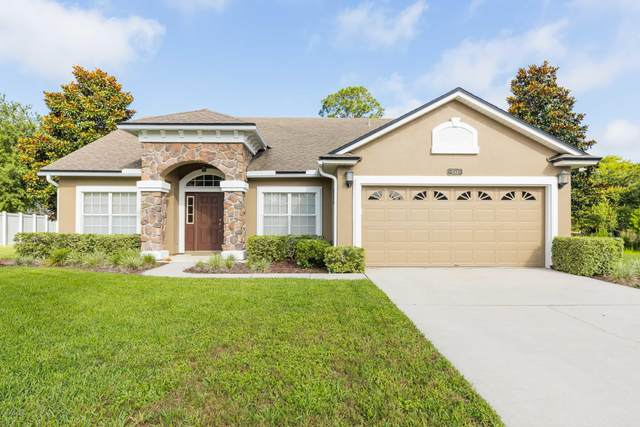 727 Wooded Hamlet Ct, St Augustine, FL 32084 (MLS #1059283) :: Memory Hopkins Real Estate