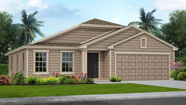 6124 Old Dixie Dr, St Augustine, FL 32095 (MLS #1059307) :: The Hanley Home Team
