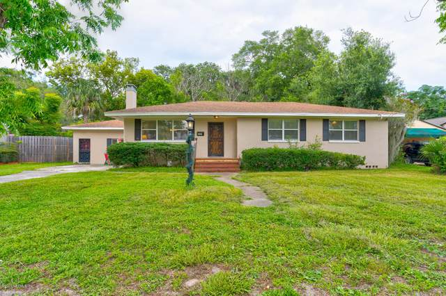 1327 St Elmo Dr, Jacksonville, FL 32207 (MLS #1059333) :: Homes By Sam & Tanya