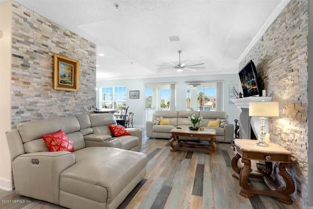 320 S Ocean Grande Dr Ph2, Ponte Vedra Beach, FL 32082 (MLS #1059475) :: The Volen Group, Keller Williams Luxury International