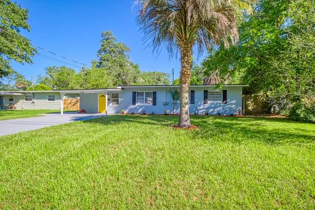7009 Oakney Rd, Jacksonville, FL 32211 (MLS #1059628) :: The Hanley Home Team