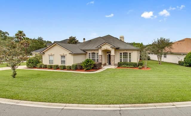 281 Edge Of Woods Rd, St Augustine, FL 32092 (MLS #1059717) :: The Volen Group, Keller Williams Luxury International