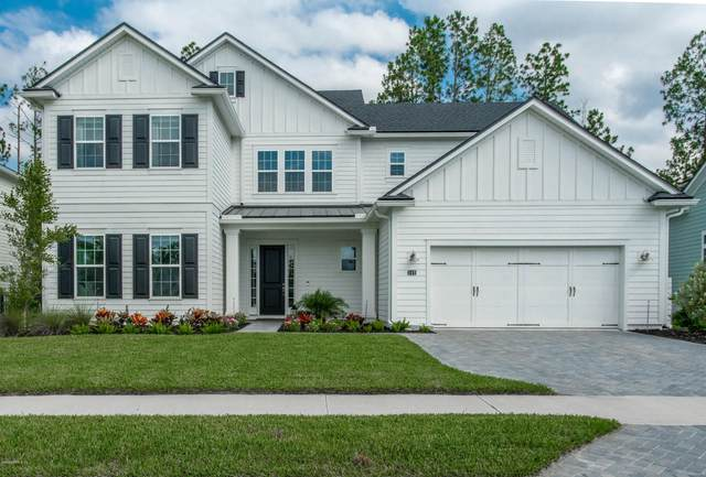 149 Lakeview Pass Way, St Johns, FL 32259 (MLS #1059742) :: Memory Hopkins Real Estate