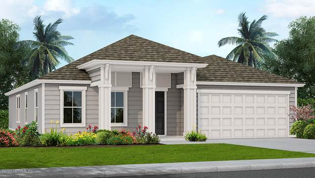 16 Hickory Ridge Rd, St Augustine, FL 32084 (MLS #1059769) :: The Newcomer Group