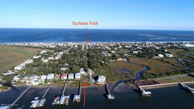 3039 4TH St, St Augustine, FL 32084 (MLS #1059805) :: Menton & Ballou Group Engel & Völkers
