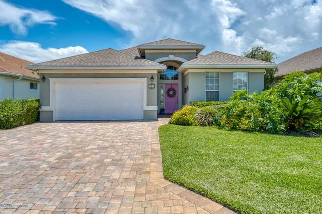 769 El Vergel Ln, St Augustine, FL 32080 (MLS #1059929) :: The Every Corner Team