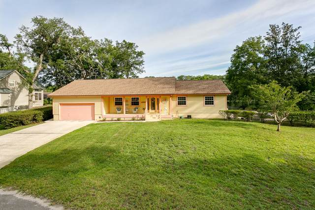 2812 Oakland Dr, GREEN COVE SPRINGS, FL 32043 (MLS #1059941) :: Bridge City Real Estate Co.
