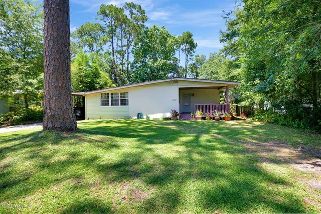 3729 Ponce De Leon Ave, Jacksonville, FL 32217 (MLS #1059946) :: The Every Corner Team