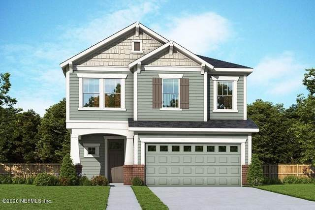 154 Ladson Ct, St Augustine, FL 32092 (MLS #1059980) :: Menton & Ballou Group Engel & Völkers