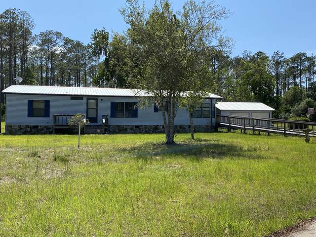 203 & 205 Plantation Pines Dr, Georgetown, FL 32139 (MLS #1060073) :: EXIT Real Estate Gallery