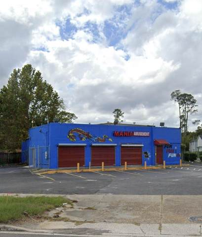 500 S Edgewood Ave, Jacksonville, FL 32205 (MLS #1060142) :: Noah Bailey Group