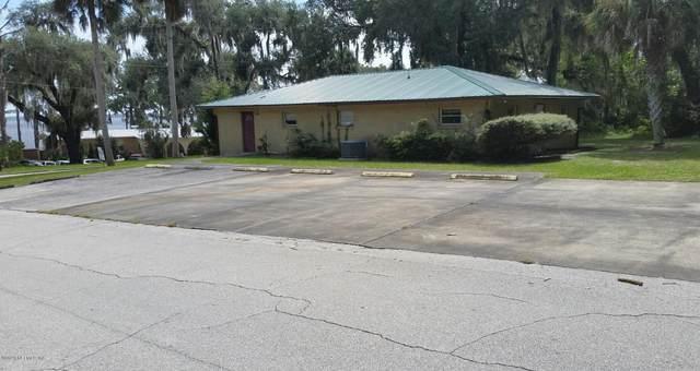 101 Eucalyptus Ave, Crescent City, FL 32112 (MLS #1060204) :: The Every Corner Team
