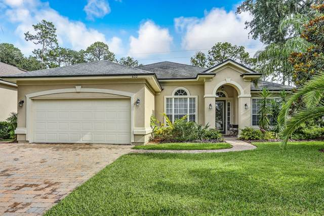 622 Spanish Way E, Fernandina Beach, FL 32034 (MLS #1060261) :: Momentum Realty