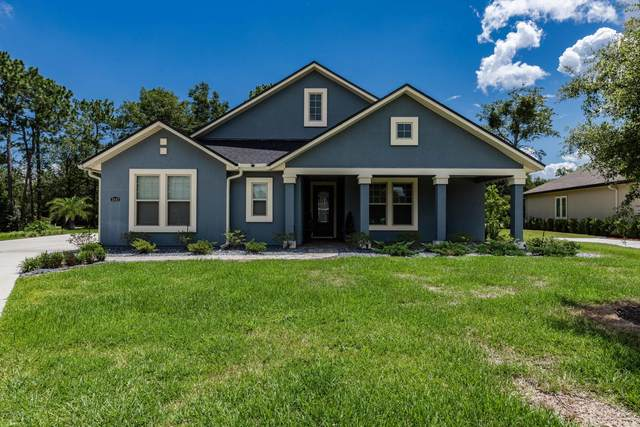 3692 Oglebay Dr, GREEN COVE SPRINGS, FL 32043 (MLS #1060301) :: Noah Bailey Group