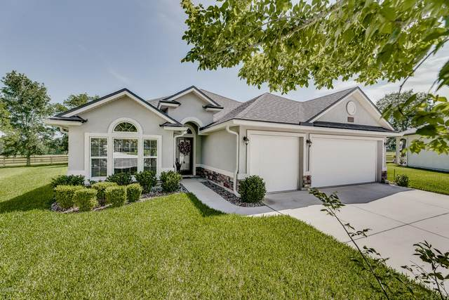 2303 Evening Breeze Ln, GREEN COVE SPRINGS, FL 32043 (MLS #1060308) :: The Perfect Place Team