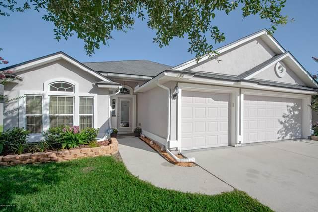 183 E Teague Bay Dr, St Augustine, FL 32092 (MLS #1060313) :: The Hanley Home Team