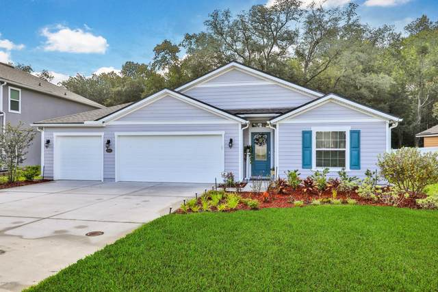 3260 Cypress Walk Pl, GREEN COVE SPRINGS, FL 32043 (MLS #1060426) :: The Hanley Home Team