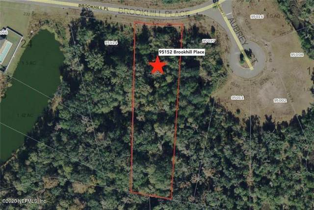 95152 Brookhill Pl, Fernandina Beach, FL 32034 (MLS #1060436) :: Memory Hopkins Real Estate
