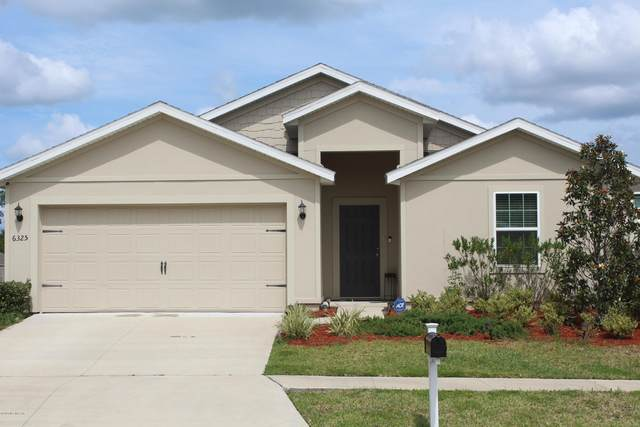 6325 Sands Pointe Dr, Macclenny, FL 32063 (MLS #1060465) :: Summit Realty Partners, LLC