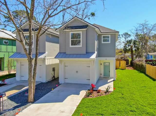 114 Jackson Rd, Atlantic Beach, FL 32233 (MLS #1060475) :: Ponte Vedra Club Realty