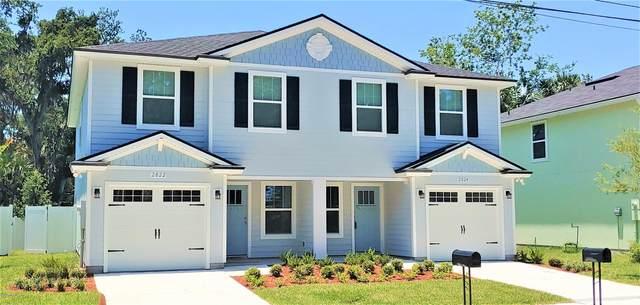 2822 Shangri La Dr, Jacksonville, FL 32233 (MLS #1060480) :: The DJ & Lindsey Team