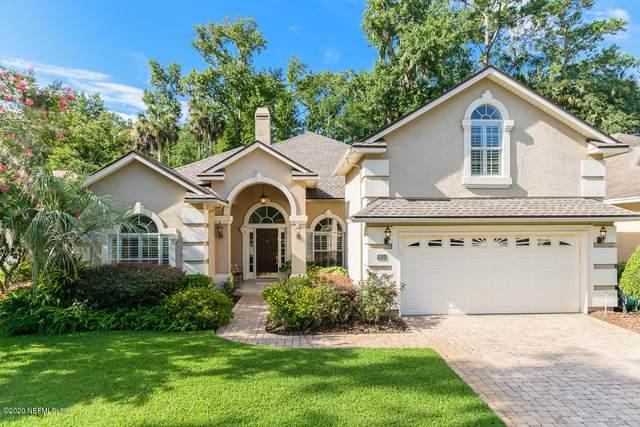 913 W Grist Mill Ct, Ponte Vedra Beach, FL 32082 (MLS #1060496) :: The Volen Group, Keller Williams Luxury International
