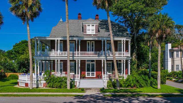 80 Water St, St Augustine, FL 32084 (MLS #1060511) :: Memory Hopkins Real Estate