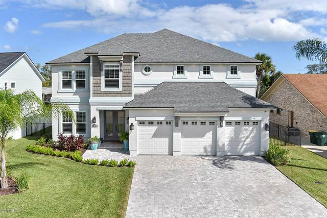 4229 Cordgrass Inlet Dr, Jacksonville, FL 32250 (MLS #1060566) :: The Hanley Home Team