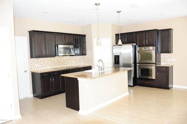 418 Kirkland Ct, Orange Park, FL 32065 (MLS #1060692) :: Memory Hopkins Real Estate