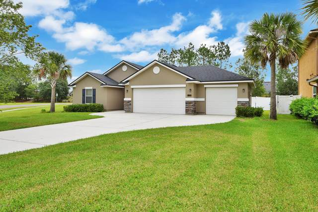 4109 Messina Dr, St Augustine, FL 32092 (MLS #1060702) :: The Every Corner Team