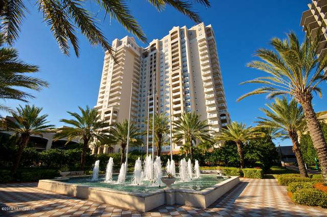 400 E Bay St #806, Jacksonville, FL 32202 (MLS #1060703) :: The Perfect Place Team