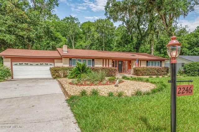 2246 Laurel Grove Ln, Orange Park, FL 32073 (MLS #1060707) :: The Hanley Home Team