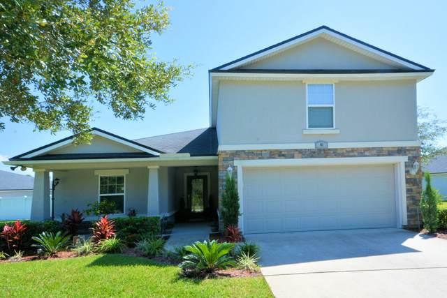 49 W Teague Bay Dr, St Augustine, FL 32092 (MLS #1060721) :: The Hanley Home Team