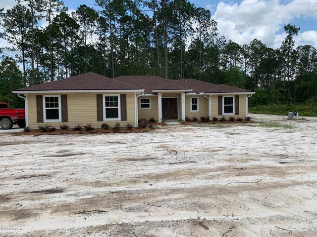 4607 Plantain Ave, Middleburg, FL 32068 (MLS #1060793) :: The Every Corner Team