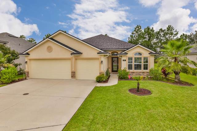 377 Palazzo Cir, St Augustine, FL 32092 (MLS #1060798) :: The Every Corner Team