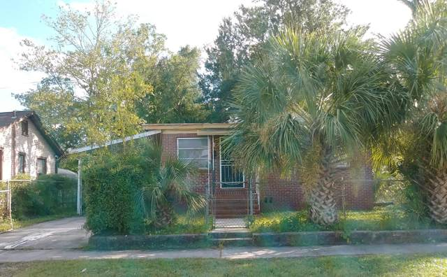 1546 W 36TH St, Jacksonville, FL 32209 (MLS #1060904) :: The Perfect Place Team