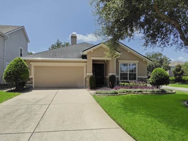 3101 E Banister Rd, St Augustine, FL 32092 (MLS #1060905) :: The Every Corner Team