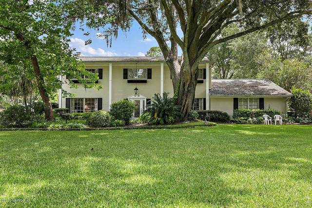 4009 Villa San Jose Dr, Jacksonville, FL 32217 (MLS #1060908) :: Bridge City Real Estate Co.