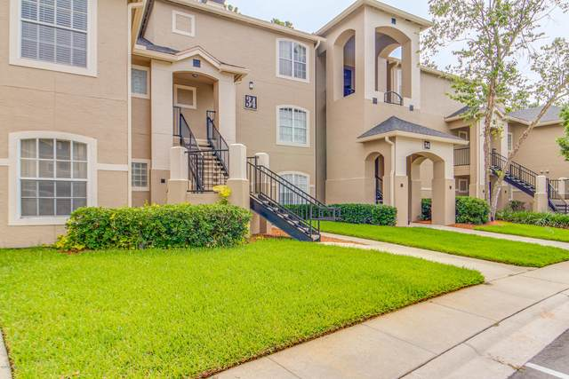 1655 The Greens Way #3415, Jacksonville Beach, FL 32250 (MLS #1060914) :: EXIT Real Estate Gallery