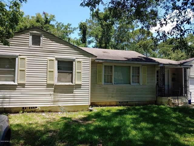 3511 Pinecrest St NW, Jacksonville, FL 32254 (MLS #1060923) :: The Hanley Home Team