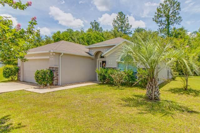 622 Largo Ln, Macclenny, FL 32063 (MLS #1060961) :: Memory Hopkins Real Estate