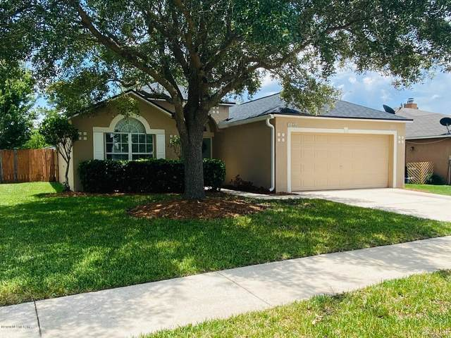 1660 Dartmouth Dr, Middleburg, FL 32068 (MLS #1060989) :: The Every Corner Team