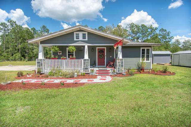 17501 Tommy Rd S, Glen St. Mary, FL 32040 (MLS #1061000) :: Summit Realty Partners, LLC