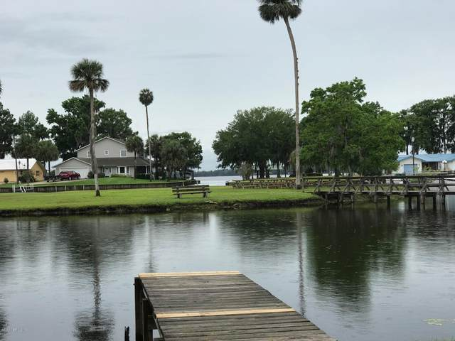 LOT 26 W Palm Ave, Crescent City, FL 32112 (MLS #1061007) :: The Volen Group, Keller Williams Luxury International