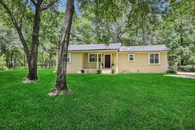 205 Knight Boxx Rd, Middleburg, FL 32068 (MLS #1061016) :: EXIT Real Estate Gallery