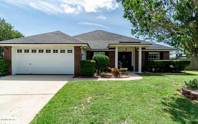 8232 Leafcrest Dr, Jacksonville, FL 32244 (MLS #1061034) :: Noah Bailey Group