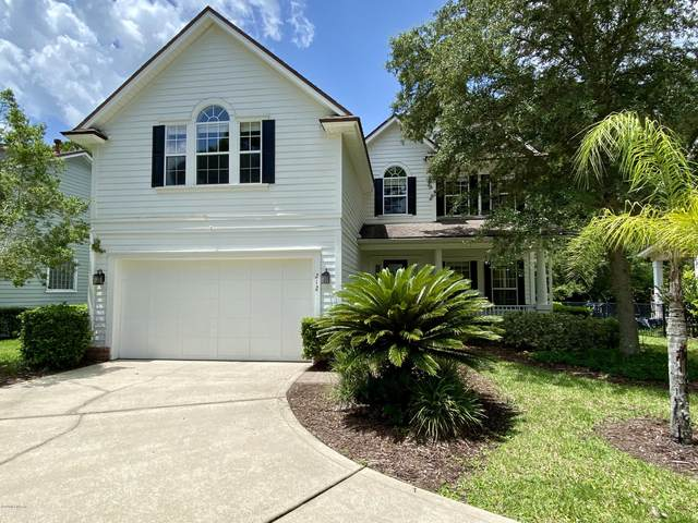 212 Carmine Ln, St Augustine, FL 32095 (MLS #1061040) :: The Newcomer Group