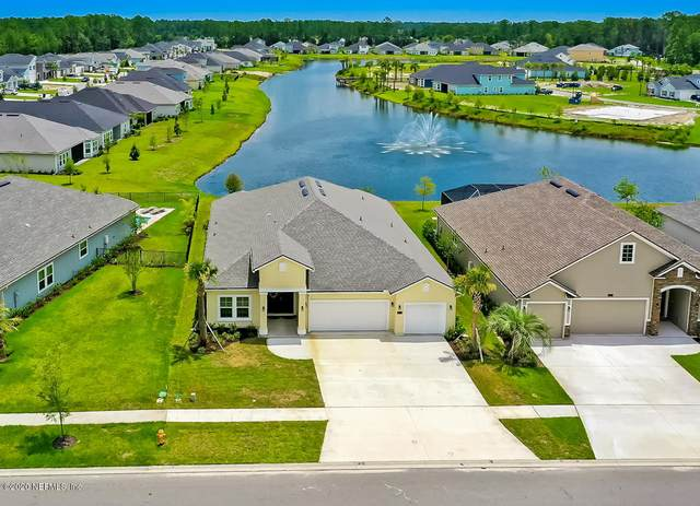 660 Bent Creek Dr, St Johns, FL 32259 (MLS #1061058) :: The Hanley Home Team