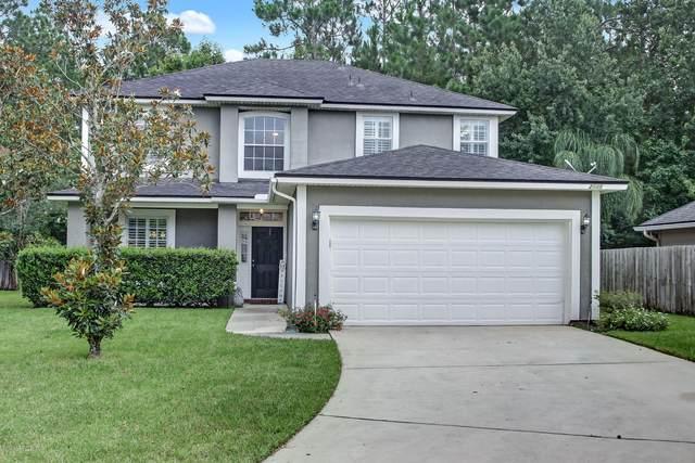 2545 Stapleford Ln, St Augustine, FL 32092 (MLS #1061115) :: The Hanley Home Team